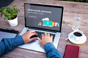 Otvorenie účtu elektronicky sa vylepší, uplatnia sa čipy v dokladoch aj biometria