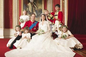 svadba Princa William a Kate Middleton