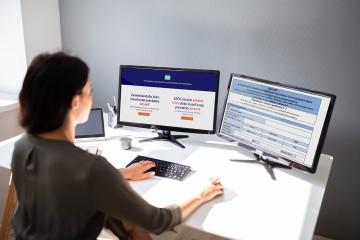 Zjednodušený elektronický formulár pre podávanie žiadostí o príspevok od štátu pre podnikateľov