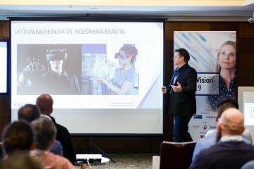 FinVision 2019: Automatizácia dokáže firmy odbremeniť a umožniť im rásť