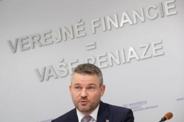 Predseda vlády SR Peter Pellegrini