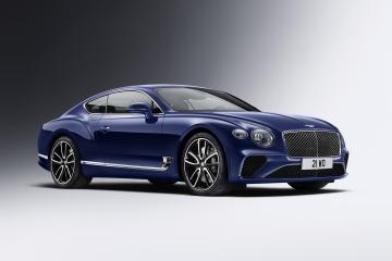 Automobilka Bentley vynovila Continental GT