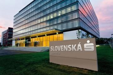 Budova Slovenská sporiteľňa