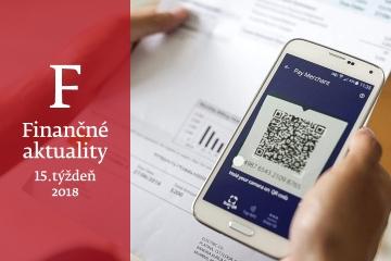 Finančné aktuality 15/2018