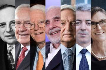 TOP 7 investorov