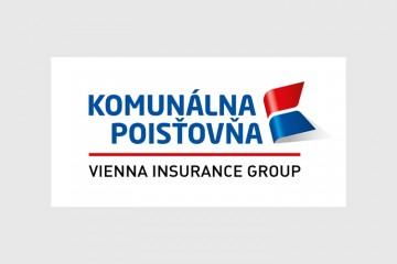 Komunálna poisťovňa logo