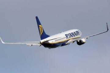 Ryanair rozširuje svoju sieť leteckých spojení, bude lietať z Bratislavy do Kyjeva