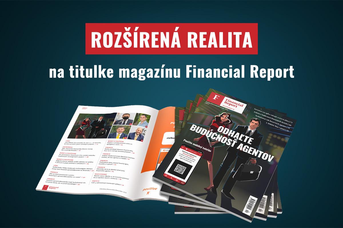 Magazín Financial Report