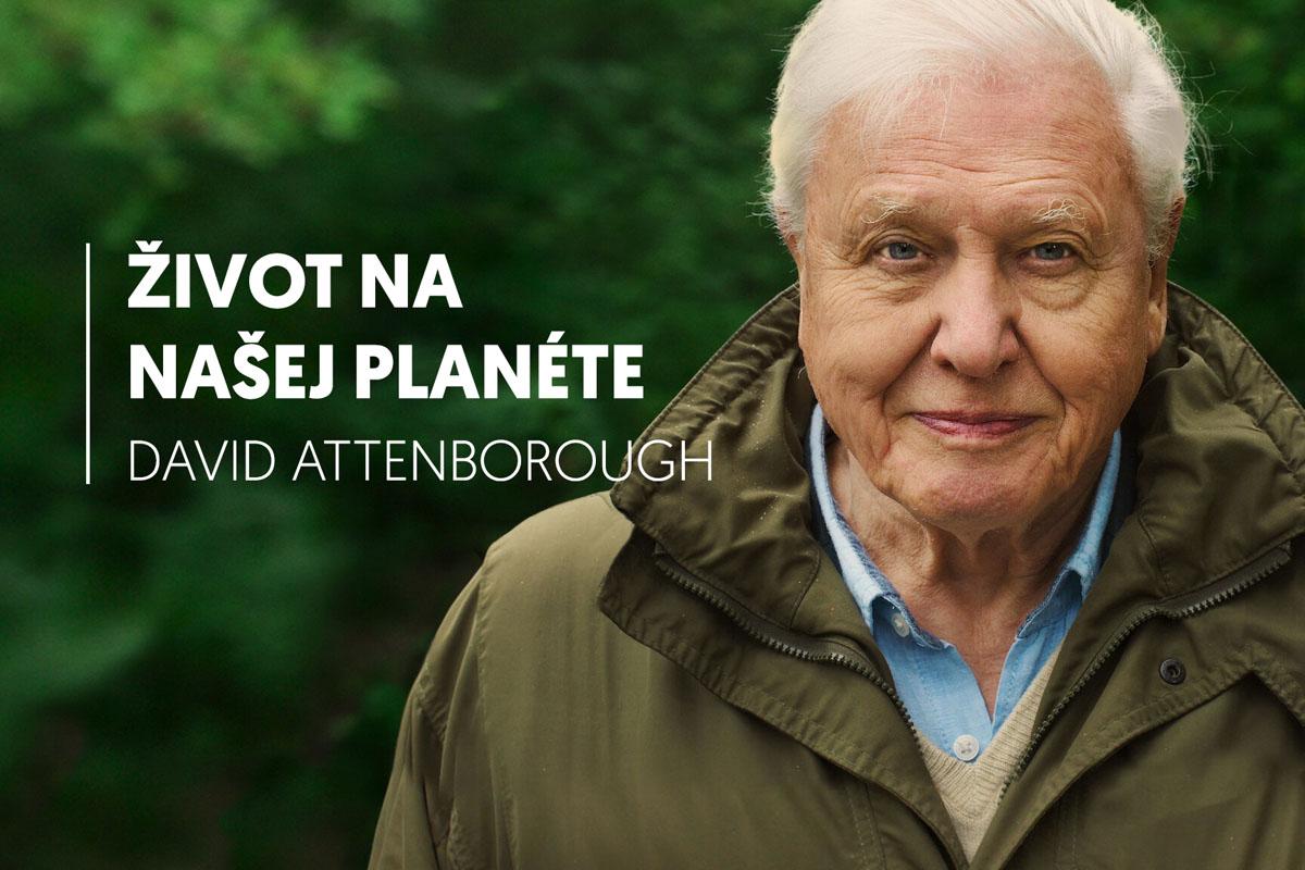 Život na našej planéte - David Attenborough